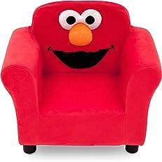 Sesame Street Elmo Upholstered Chair