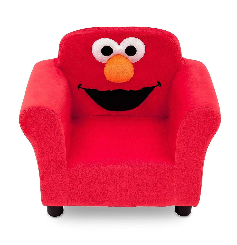 Amazon Sesame Street Elmo Upholstered Chair Baby