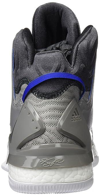 online retailer 959ab f580e Adidas D Rose 7 - Chaussures de Basketball pour Homme, Gris -  (grpuchFtwblagrpudg) 46 23 Amazon.fr Sports et Loisirs