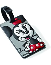 American Tourister DISNEY Minnie Classic Luggage ID Tag, Minnie Mouse, International Carry-On