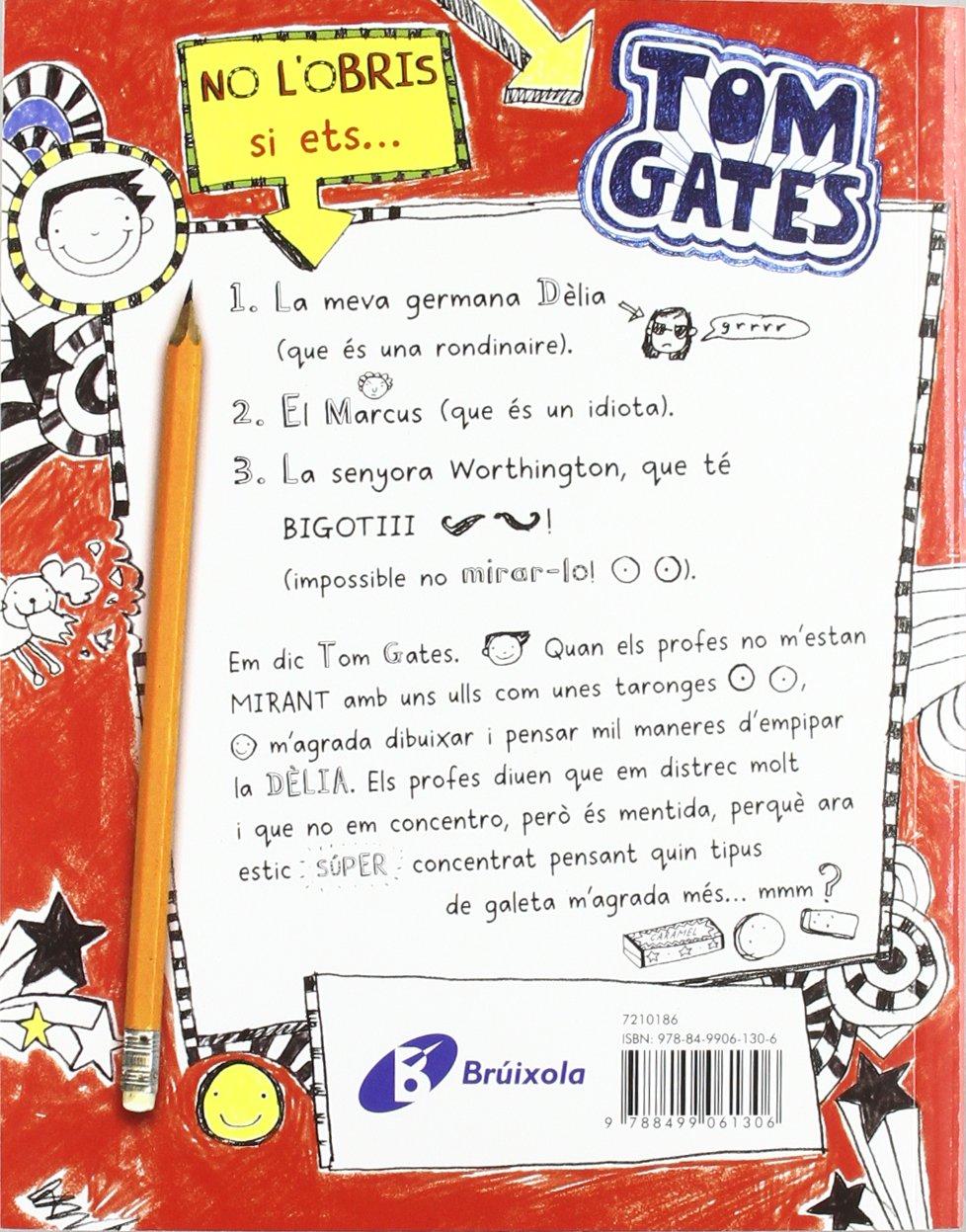 El món genial del Tom Gates Catalá - A Partir De 10 Anys ...