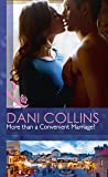 More than a Convenient Marriage? (Mills & Boon Hardback Romance)