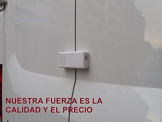 1 Cerradura candado cierre Puertas Furgonetas (BUNKER BLOCK Mod ...