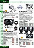 S&S Cycle 170-0061 Stealth Air Cleaner Kit for