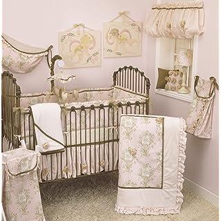 Cotton Tale Designs Lollipops and Roses 8 Piece Crib Bedding Set