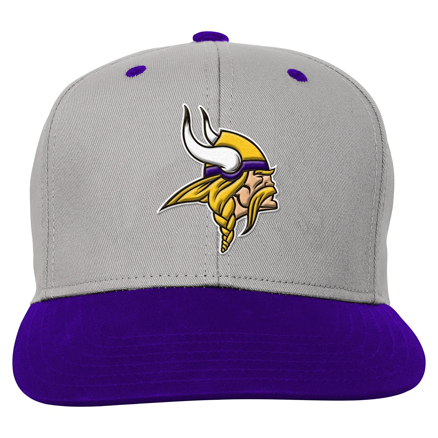 Outerstuff NFL Teen-Boys Team Flatbrim Snapback Hat