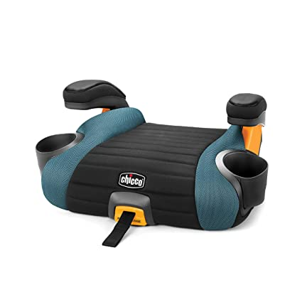 Chicco GoFit Plus Backless Booster Seat - Best Car Booster Seat For Six-Year-Old