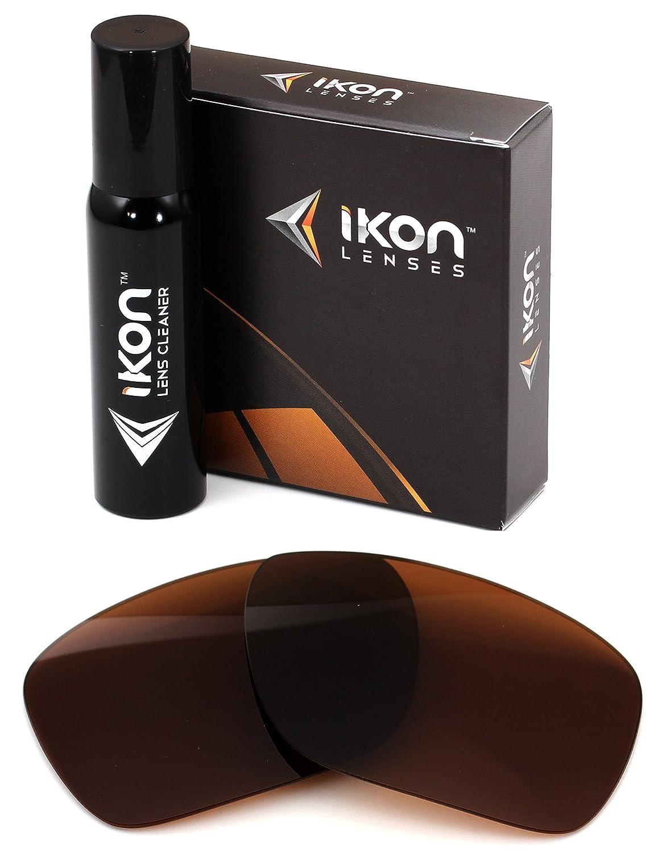 偏光Ikon交換レンズCosta Del Mar Tuna Alleyサングラス – 12色 B071WQGC6L ブラウン/ブロンズ ブラウン/ブロンズ