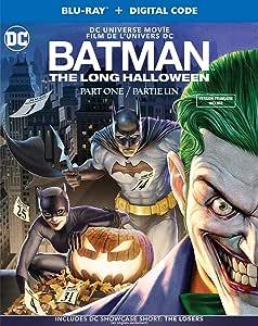 Batman: The Long Halloween Part One (Bilingual/Blu-ray/Digital)