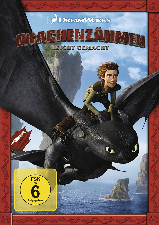 Drachenzähmen leicht gemacht: Amazon.de: Cressida Cowell, Daniel Axt ...