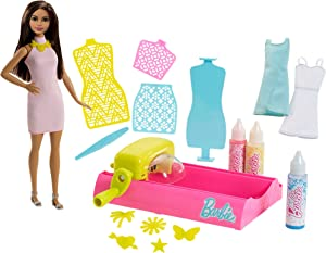 Barbie Crayola Color Magic Station Doll & Playset