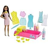 Barbie Crayola Color Magic Station Doll & Playset