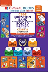 Oswaal CBSE Question Bank, Chapterwise & Topicwise, Solved Papers, Class 12, Chemistry, Reduced Syllabus (For 2021 Exam) Kindle Edition