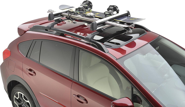Amazon Com Genuine Subaru Soa567s010 Thule Ski Snowboard Carrier 1 Pack Automotive
