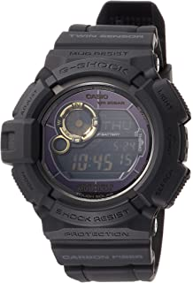 Casio G-shock Mudman Black X Gold Multiband6 Japanese Model [ Gw-9300gb-