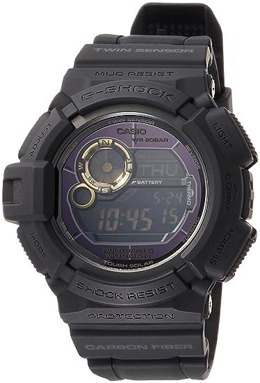 Reloj Casio G-shock Gw-9300gb-1jf Hombre Negro