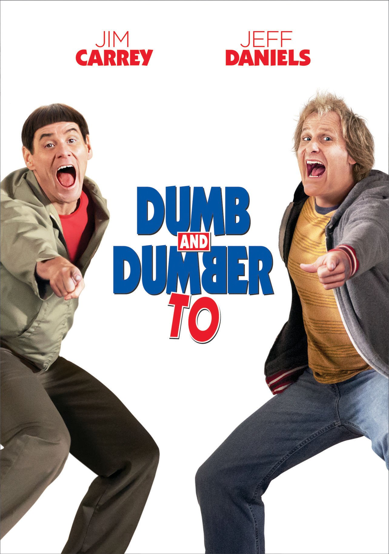 DVD : Dumb and Dumber To (Snap Case, Slipsleeve Packaging)