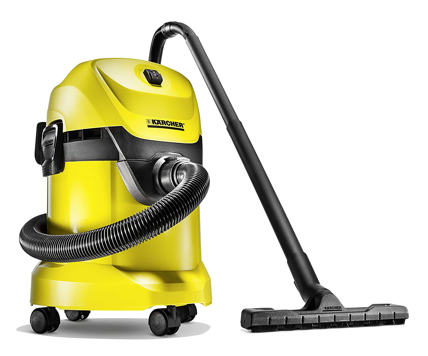 best energy efficient vacuum cleaner: Karcher wd 3 wet and dry multi-purpose Vacuum cleaner 1000w India us review 2021