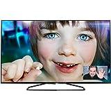 Philips 48PFK6409/12 122 cm (48 Zoll) Fernseher (Full HD, Triple Tuner, 3D, Smart TV)