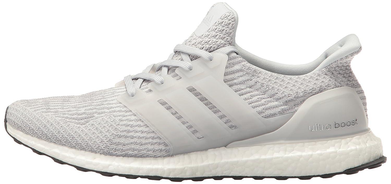 adidas Performance Men's Ultra Boost M Running Shoe B01H643YX2 8 D(M) US|Clear/Grey/Clear/Grey/Mid Grey