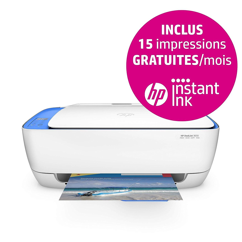 Hewlett Packard DJ2630 3IN1 Impresora de inyección de Tinta V1N03B ...