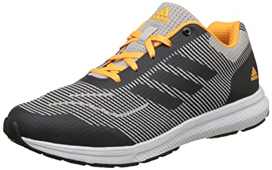 Adidas Men's Raddis M Carbon, Silvmt and Reagol Running Shoes - 10 UK/India