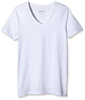 0581c90c29d07e Signum Herren T-Shirt V-Neck Dopa