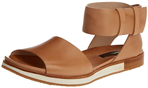 Womens S500 Restored Skin Wood Cortese Sandals with Ankle Strap Neosens 2u0qYpp0