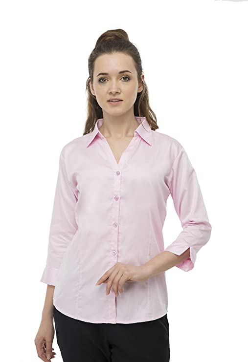 AMBROSIAL Women Formal Shirt Women's Blouses   Shirts