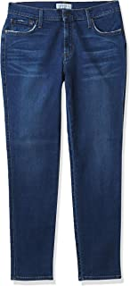 product image for James Jeans Women's Plus Size Pencil Twiggy 5-Pocket Cigarette Leg Jean in Victory