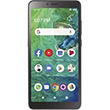 SafeLink TCL A2 4G LTE Prepaid Smartphone (Locked) - Black - 32GB - SIM Card Included - CDMA - Existing Service Required