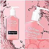 Neutrogena Oil-Free Salicylic Acid Pink