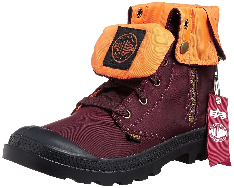 fa1c20c135 Amazon.com  Palladium Men s Baggy Zip MA 1 Snow Boot  Shoes