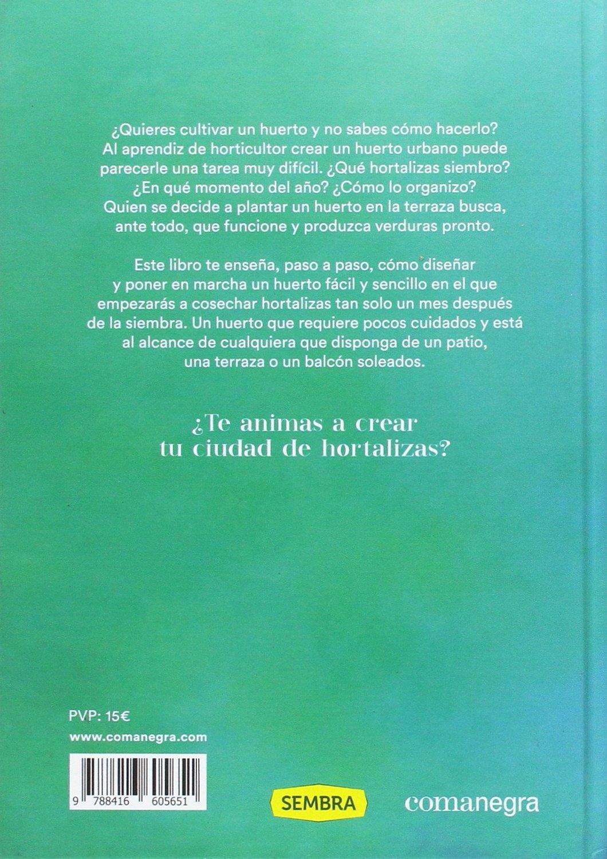 Mi primer huerto urbano: Amazon.es: Delgado Delgado, Estela ...