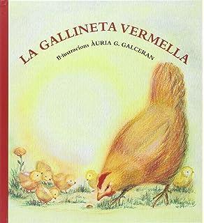 La gallineta vermella (llibres per a somniar): Amazon.es: Martínez ...