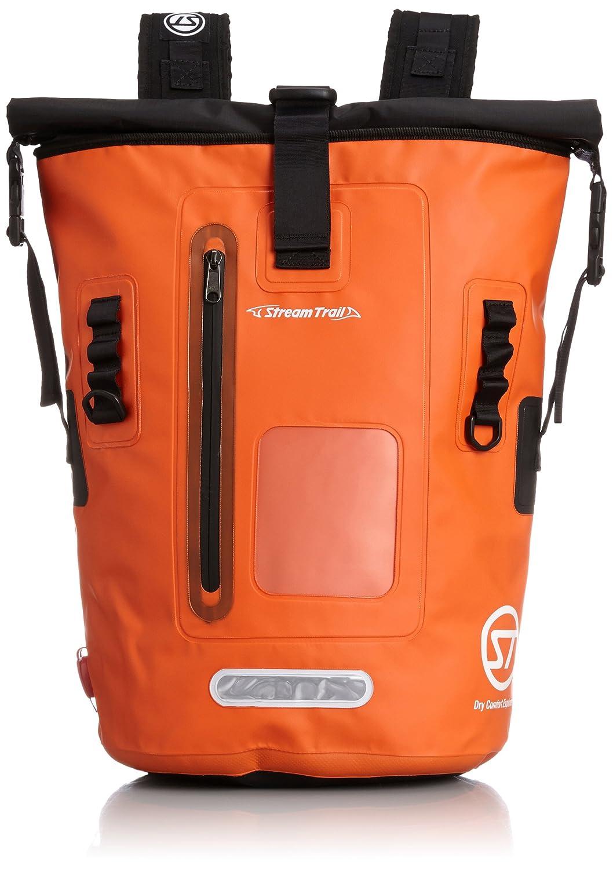 [ストリームトレイル] StreamTrail DryTank DX-25L B00CEO6NDI Fire (Orange) Fire (Orange)
