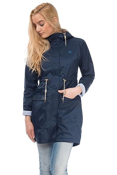 Lighthouse Women's Fayda Waterproof Parka Coat: Amazon.co.uk: Clothing