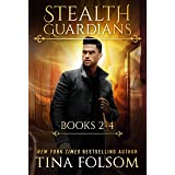 Stealth Guardians (Books 2 - 4)