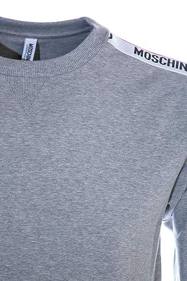 Moschino - Sudadera con capucha - para hombre: Amazon.es: Ropa y accesorios