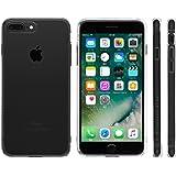 Highend berry iPhone8 iPhone7 Plus ケース 耐衝撃 ハイブリッド ケース アイフォン7 プラス アイフォン8 プラス カバー Unity 落下防止 用 ストラップ ホール 付き 保護キャップ 一体型 ストラップ 付き クリア