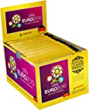 Panini 000603S - UEFA Euro 2012 Sammelsticker Display, 100 Tüten mit je 5 Stickern, original deutsche Version