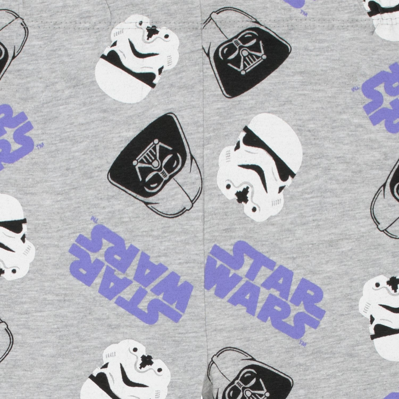 Pigiama a Maniche Lunghe per Ragazze Vestibilitta Stretta Star Wars