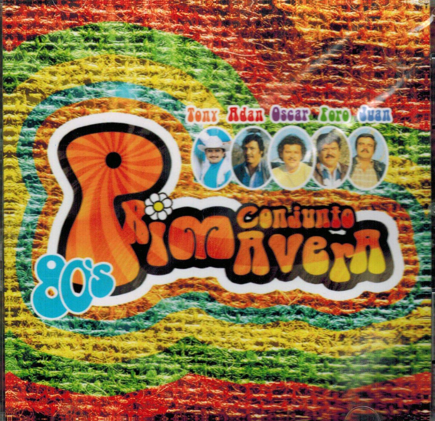 Conjunto Primavera (80's Joey-7124)