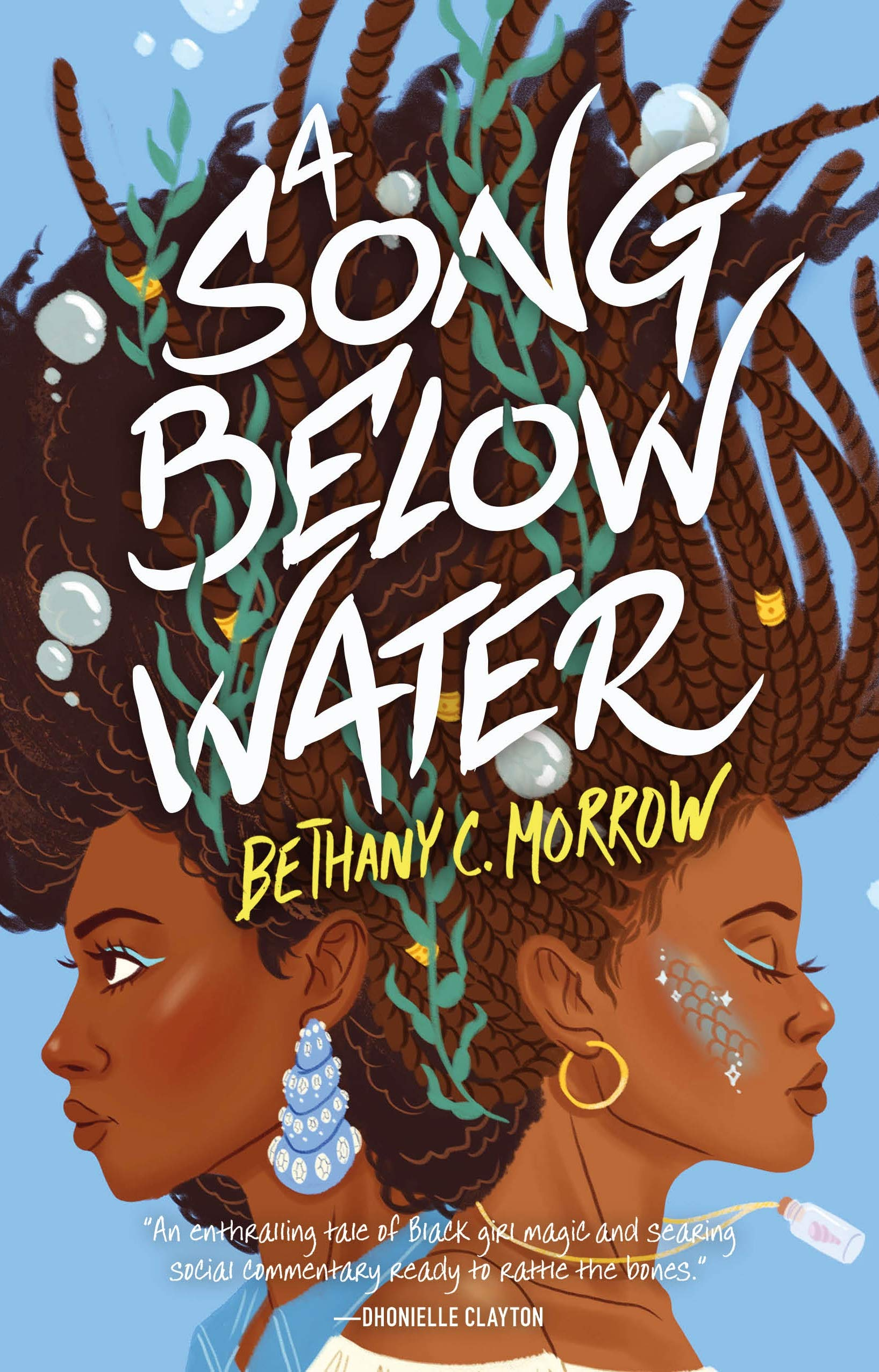 Amazon.com: A Song Below Water: A Novel (9781250315328): Morrow ...