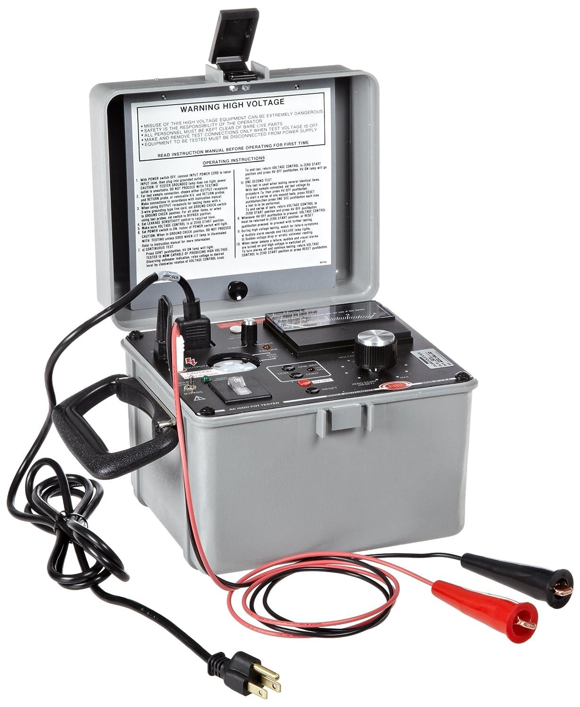 Megger 230315 Ac High Pot Tester 3kv Test Voltage 12 3ma Current Moisture Meters Amazon Com Industrial Scientific