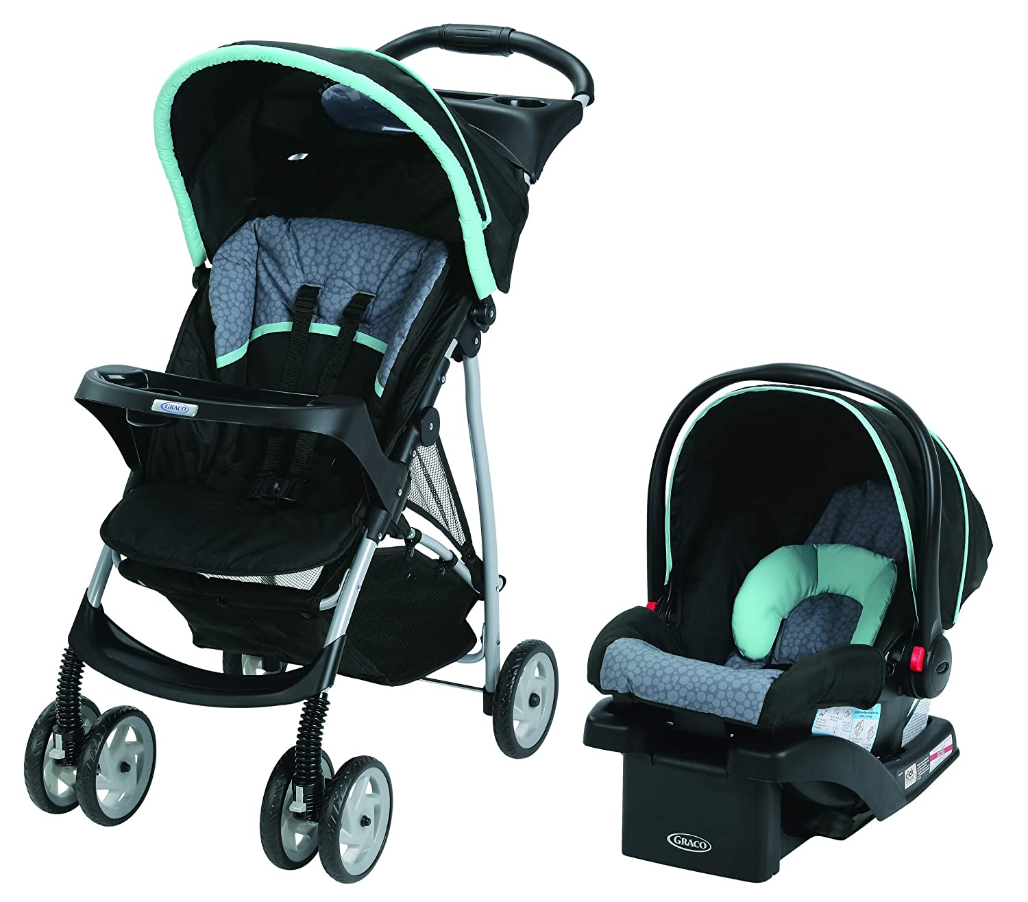 Top 5 Best Infant Travel Systems Reviews in 2021 5