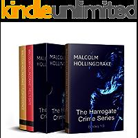 The Harrogate Crime Series: Books 1 – 3