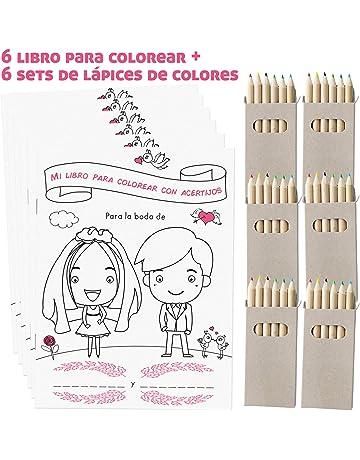 Cuadernos Para Colorear Amazones