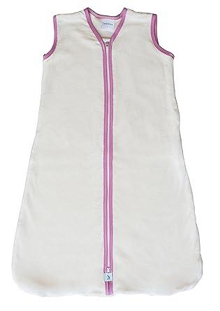 41a2d1aa8 Amazon.com  CastleWare Baby- Sleeper Bag - Organic Cotton Velour ...
