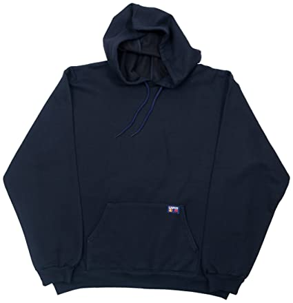 8cfb5dfd3148 Image Unavailable. Image not available for. Color  LAPCO SWHFR14NY- XL  Flame Resistant Hooded SweatShirt